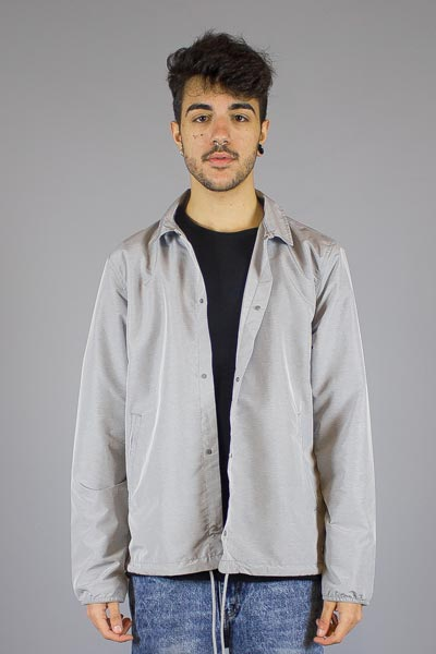 HERSCHEL VOYAGE COACH GREY Way Side Shop JACKET MAN