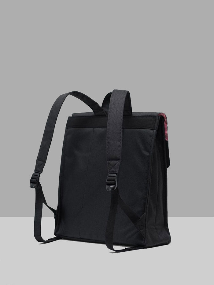 Herschel City Mid Backpack Black Tan
