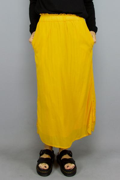MINIMUM, MINIMUM EVORINA SUNFLOWER, SKIRT WOMAN, Way Side Shop