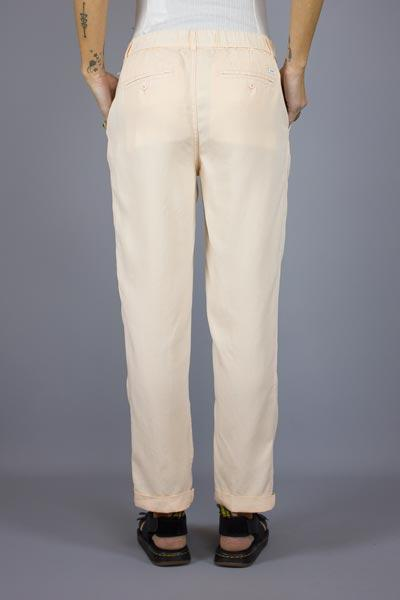 OBEY, CHARLIE CROPPED TROUSER TENDER PEACH, PANTS WOMAN, Way Side Shop