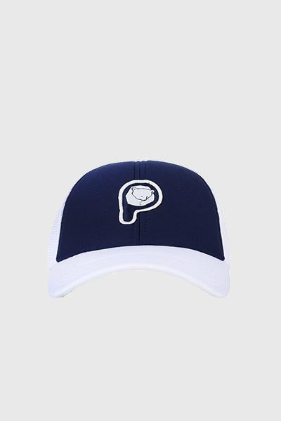 PENFIELD, MCCALL TRUCKER NAVY WHITE, CAP, Way Side Shop