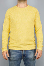 Load image into Gallery viewer, REVOLUTION, RVLT 6005 KNITTED SWEATER YELLOW, KNIT MAN, Way Side Shop