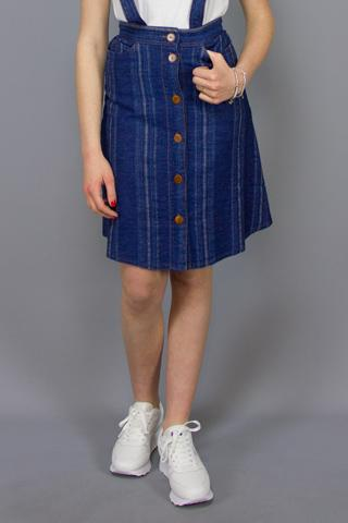 SESSUN SESSÚN DAVIS DENIM Way Side Shop SKIRT WOMAN