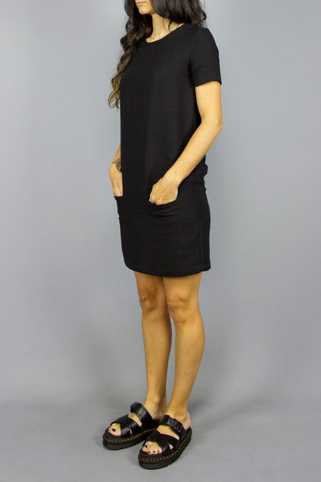 SESSUN, SESSÚN HUBERTUS BLACK, DRESS WOMAN, Way Side Shop
