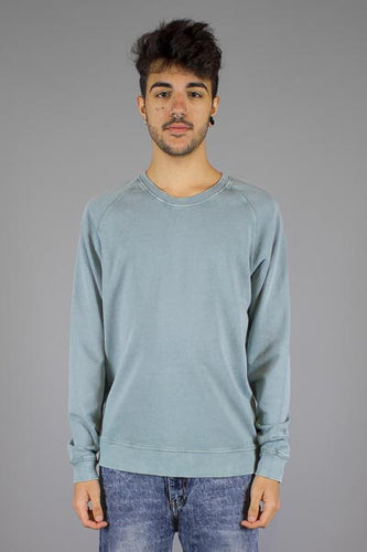 SUIT HUNTER PALE TEAL Way Side Shop SWEATSHIRT