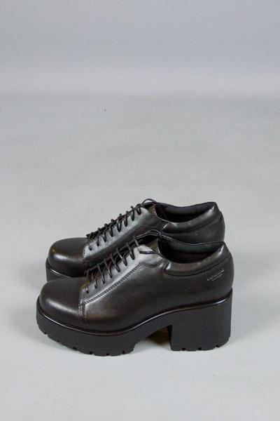 VAGABOND, VAGABOND DIOON LEATHER BLACK, SHOES WOMAN, Way Side Shop