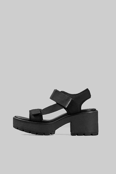 VAGABOND, VAGABOND DIOON SANDAL BLACK, SHOES WOMAN, Way Side Shop
