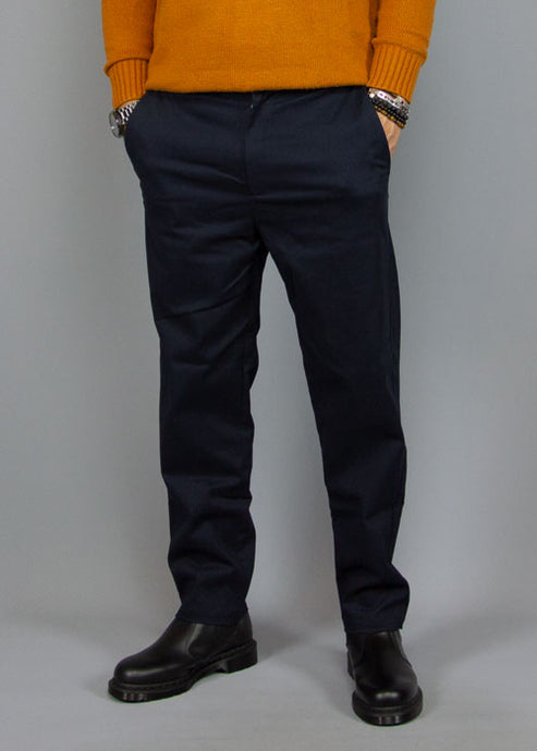BAKERY, Bakery Dakota Gabardine Navy, PANTS MAN, Way Side Shop