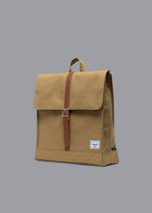 HERSCHEL, Herschel City Mid Coyote Slub, BACKPACK, Way Side Shop
