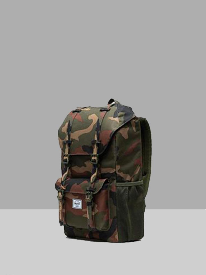 Herschel Little America Youth Backpack Camo Rubber