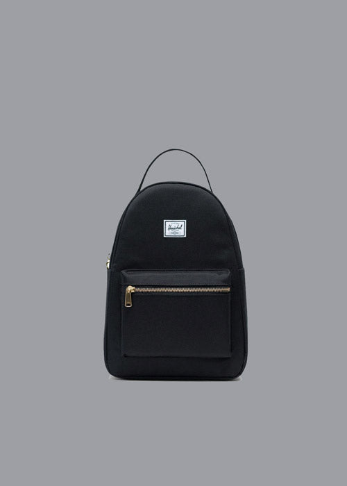 HERSCHEL, Herschel Nova Small Black, BACKPACK, Way Side Shop