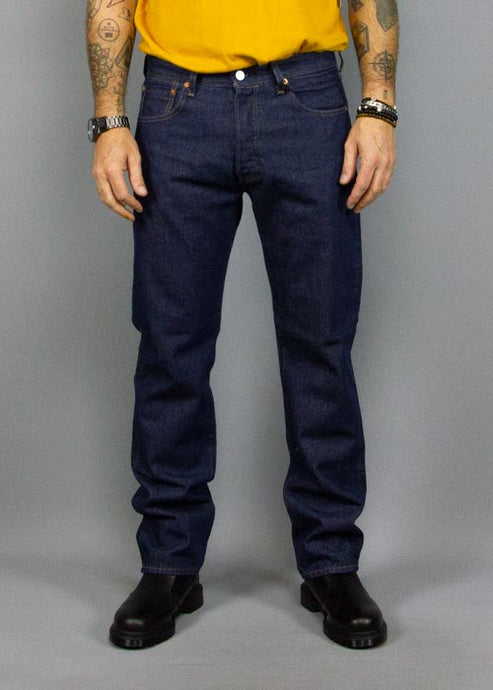 LEVI'S MADE & CRAFTED, Levi's Made & Crafted 501 '93 Straight, PANTS & JEANS MAN, Way Side Shop