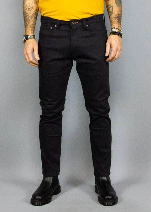 LEVI'S SKATEBOARDING, Levi's Skate 512 Slim 5 Pocket Black, PANTS & JEANS MAN, Way Side Shop