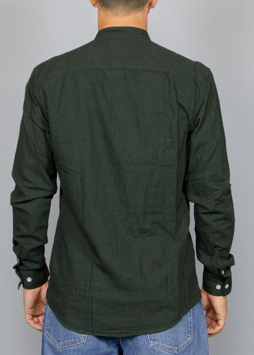MINIMUM, Minimum Anholt Racing Green, SHIRT MAN, Way Side Shop