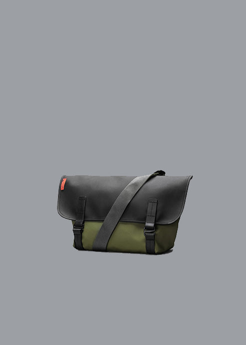 TOPOLOGIE, Topologie Pacer Messanger Dry Army, DUFFLE, Way Side Shop
