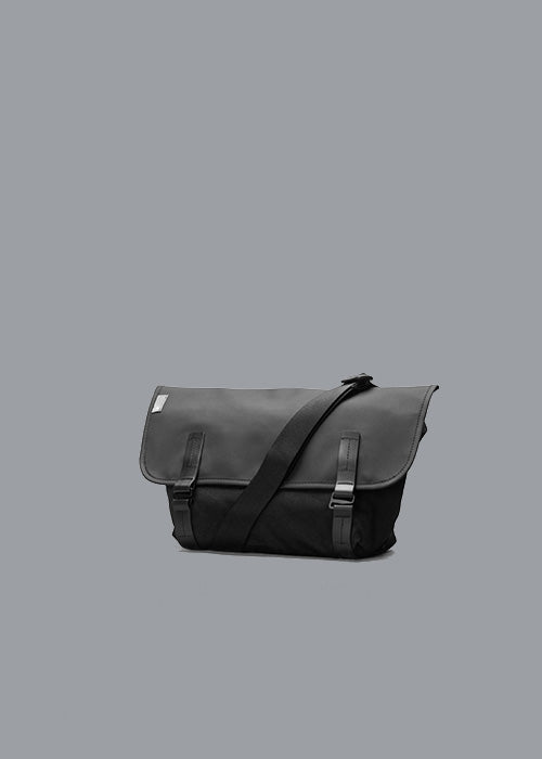 TOPOLOGIE, Topologie Pacer Messanger Dry Black, DUFFLE, Way Side Shop