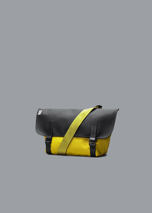 TOPOLOGIE, Topologie Pacer Messanger Dry Sulfur, DUFFLE, Way Side Shop