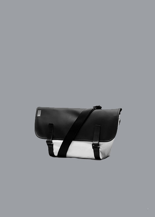 TOPOLOGIE, Topologie Pacer Messanger Dry White, DUFFLE, Way Side Shop