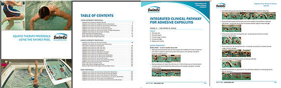 Aquatic Therapy Protocol Book - hardcopy