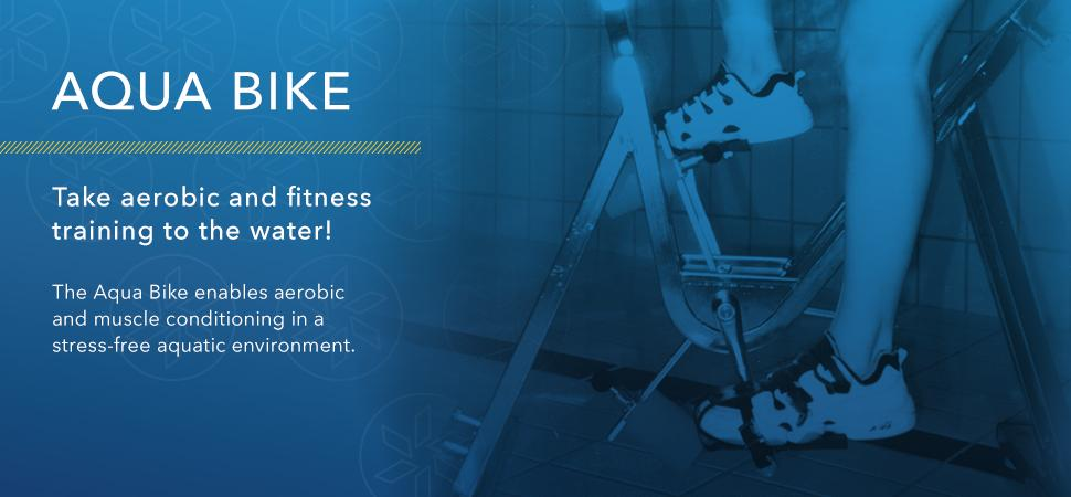 Aqua Bike For Aerobic Pool Fitness