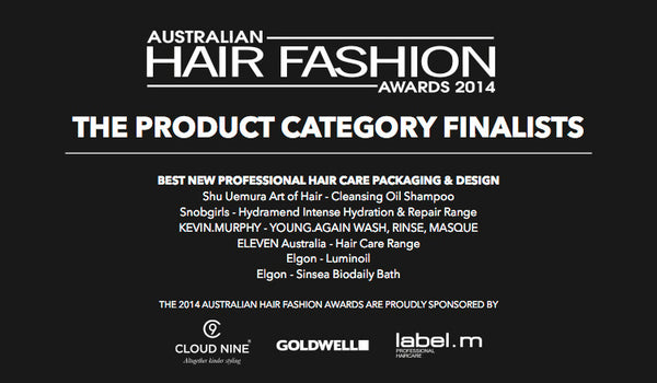 HAIR FASHION AWARDS 2014 - AUSTRALIA