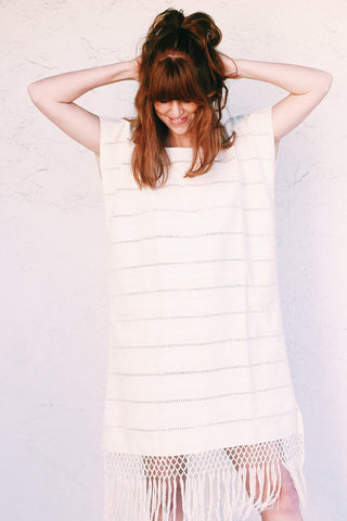 Mitla Shift Dress