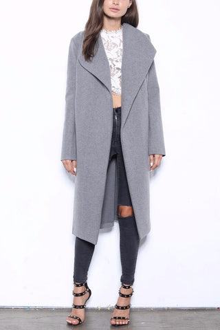 Long sleeve modern jacket