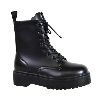 Miss Thang Combat Boots