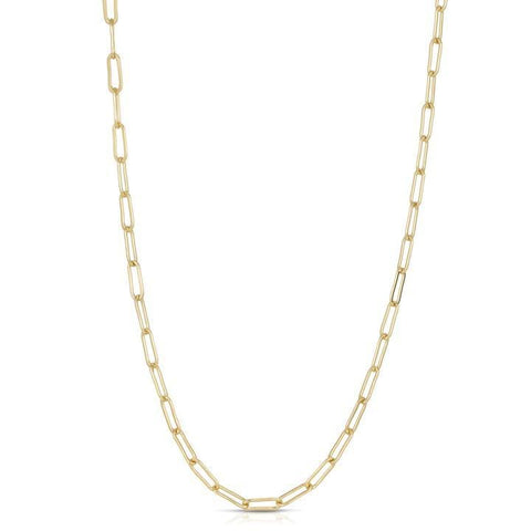 Gold Monaco Choker Necklace