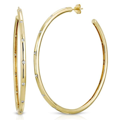 Ultimate Gold Hoops
