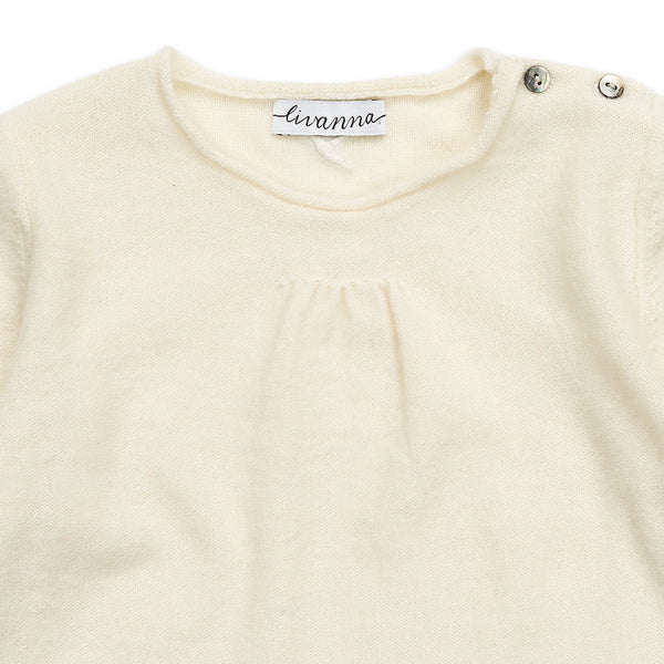 SHOULDER BUTTON PULLOVER