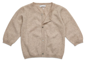 Boy's Elbow Patches Sweater