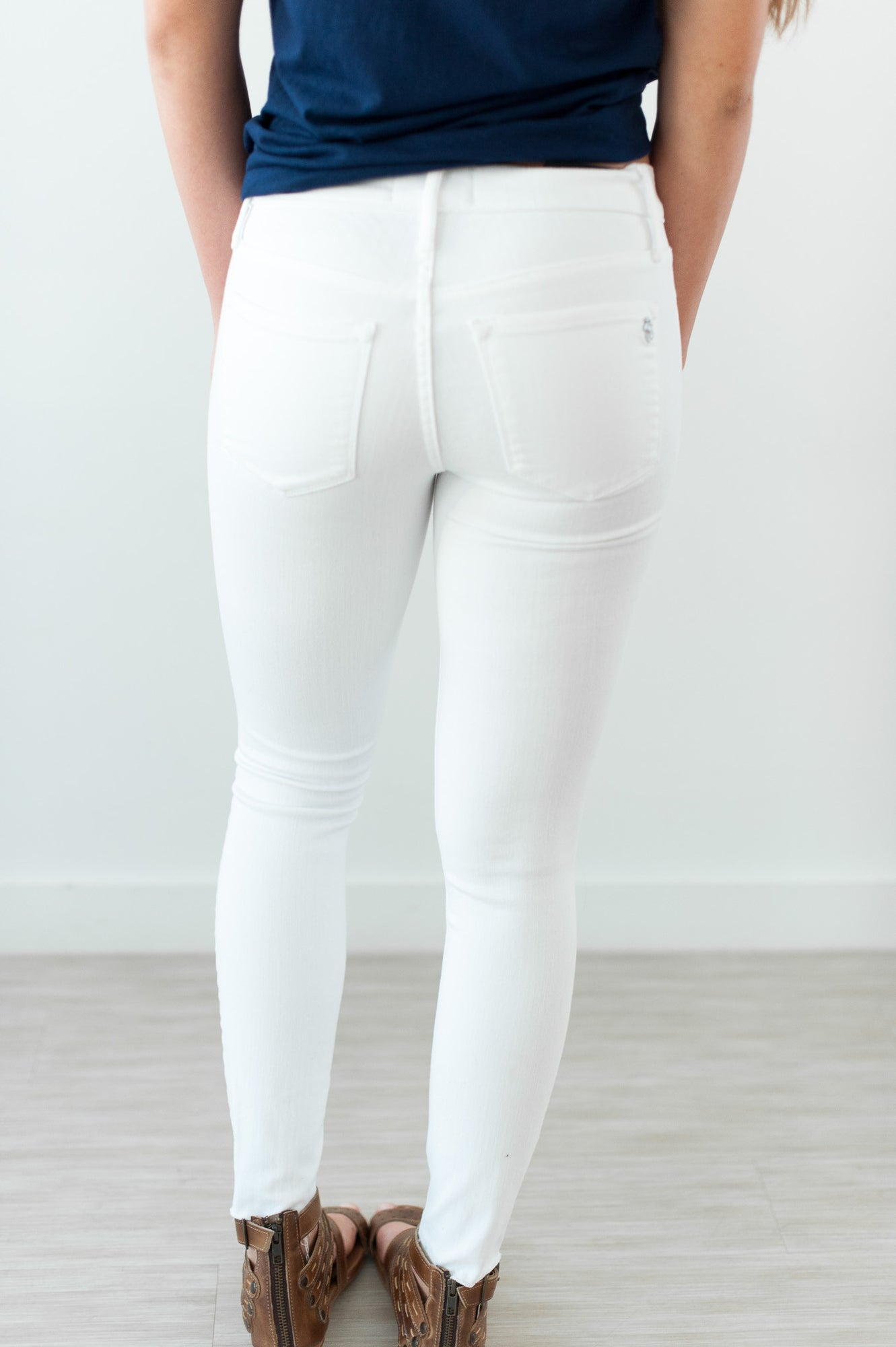 c5fe0879345 Noah (White) Destroyed Skinny Jeans   Affordable Women's Fashion ...