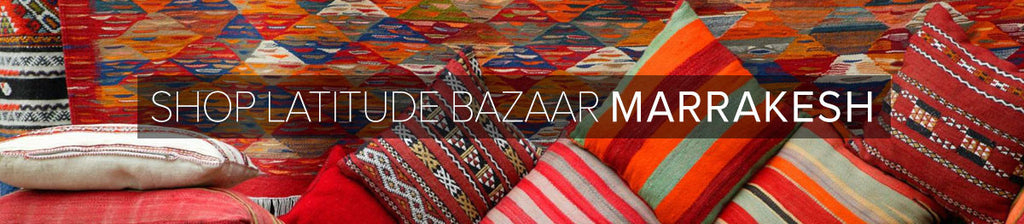 Shop Latitude Bazaar, Marrakesh