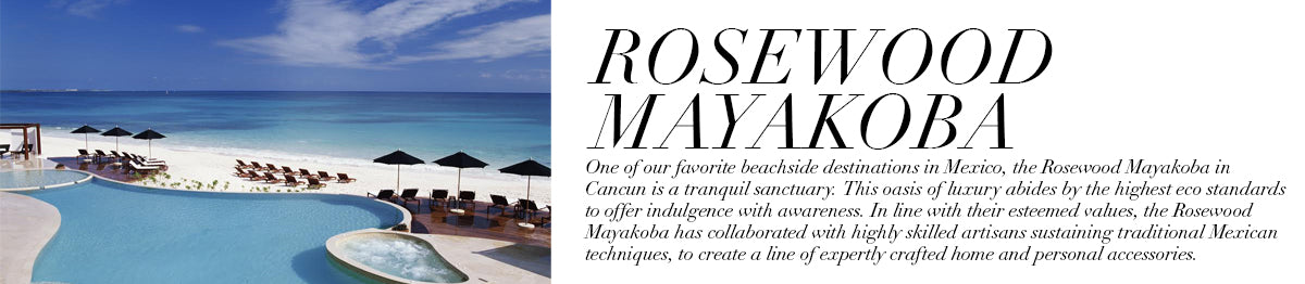 Rosewood Mayakoba Hotels & Resorts