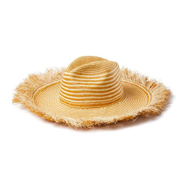 Natural Straw Bali Hat