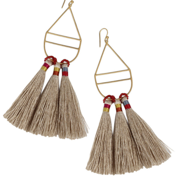 Kai Wheat Earrings