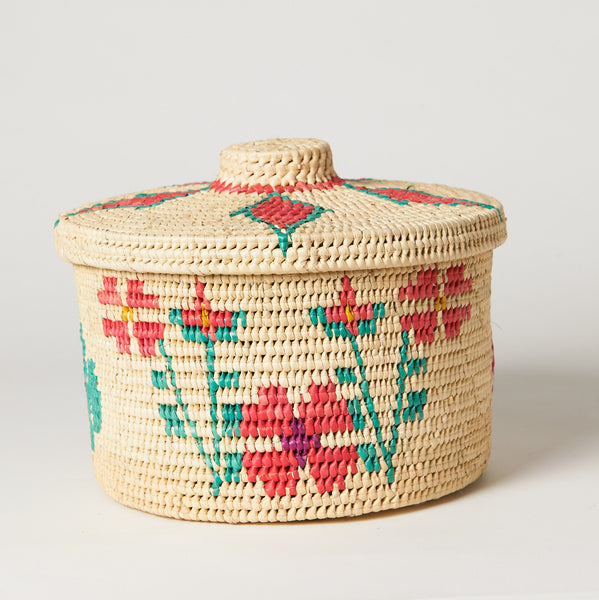 TETERETE, Large Tortilla Bread Basket