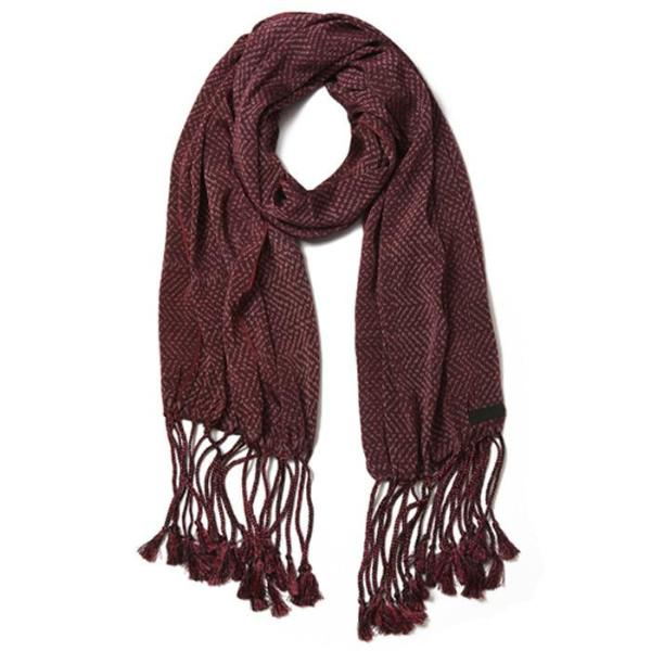 Rose Cotton Rebozo la Piedad Scarf