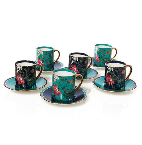 GOODEARTH, Nishaat China Demitasse Set