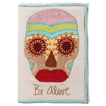 Be Alive Macau Cotton Passport Holder
