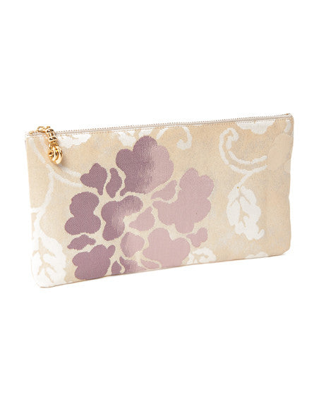 Multi Pop Flower Long Takara Clutch