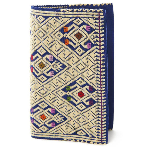 Blue Diamond Passport Cover