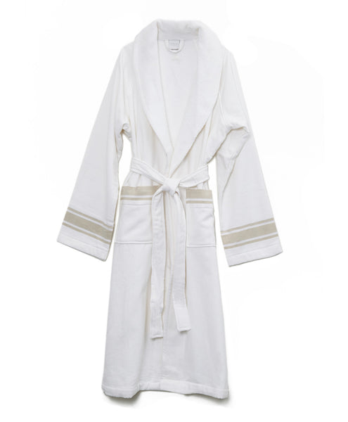 Sand Cotton Hamam Bathrobe