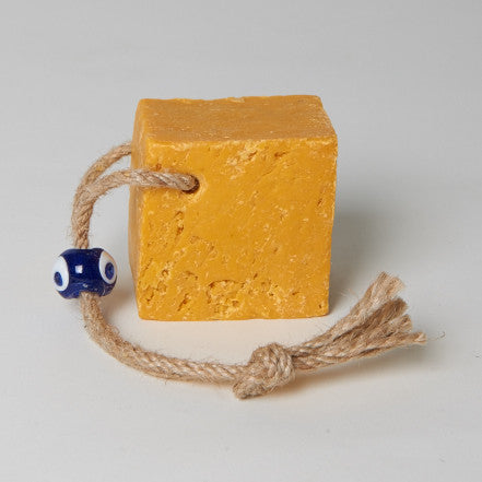 Yellow Olive Oil Turkish Soap