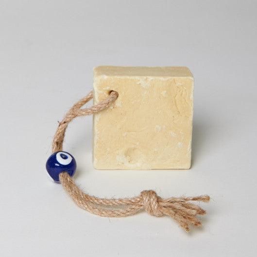 White Olive Oil Turkish Soap