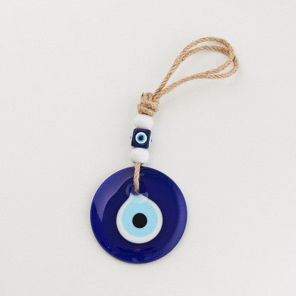 Large Evil Eye Pendant