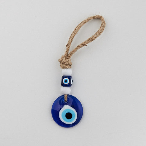Small Evil Eye Pendant