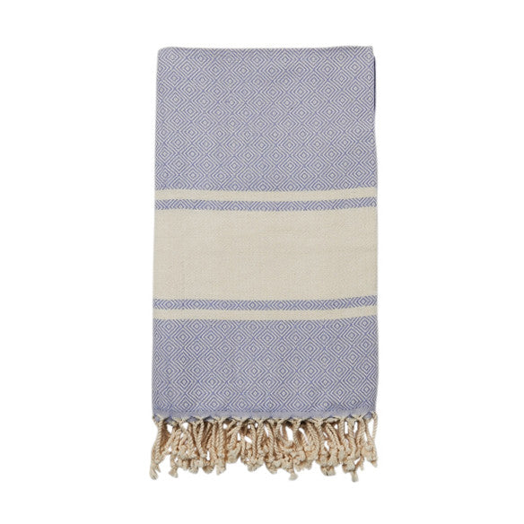 Periwinkle Turkish Towel