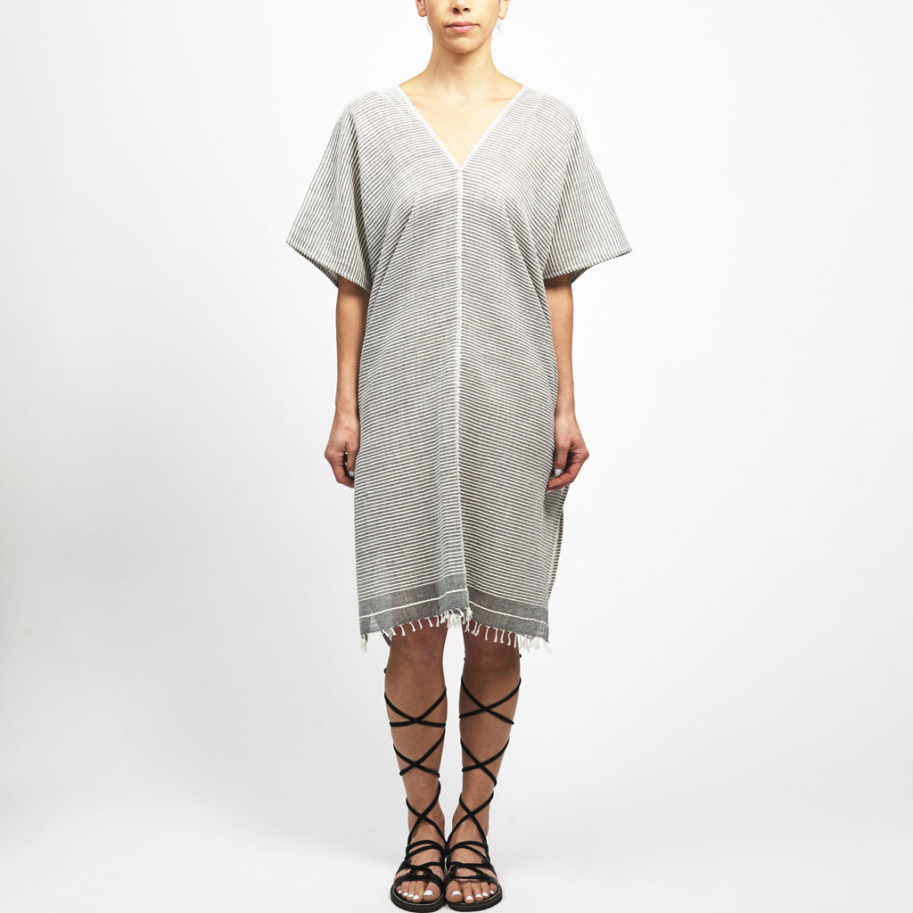 Textured Cotton Tunic